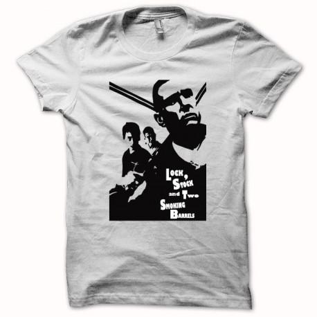 Tee shirt Arnaques, Crimes et Botanique Lock, Stock and Two Smoking Barrels noir/blanc