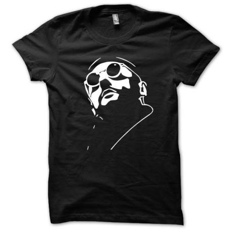 Tee shirt Léon Le Professionnel blanc/noir