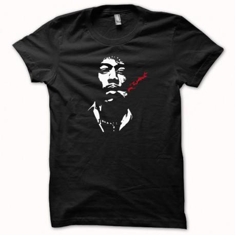 Jimi Hendrix t-shirt white / black