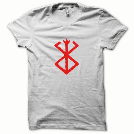 Tee shirt Berserk rouge/blanc