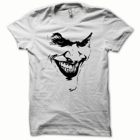 Batman Joker camiseta negro / blanco