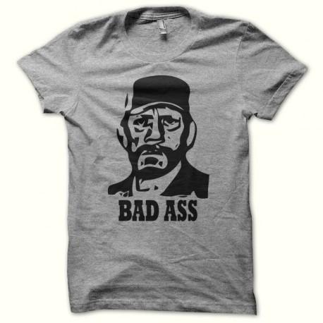 Camiseta Bad Ass Frank Vega negro/gris