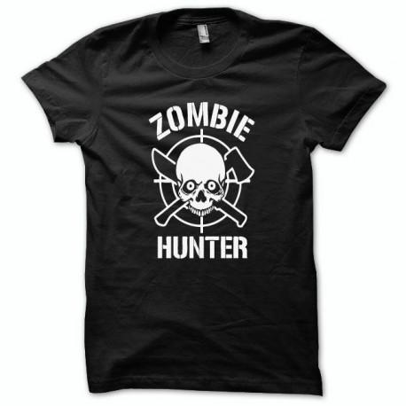 Shirt Zombie Hunter Black