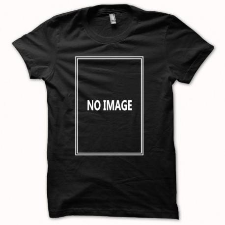 Tee shirt no image noir