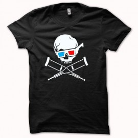 Jackass 3D shirt white / black