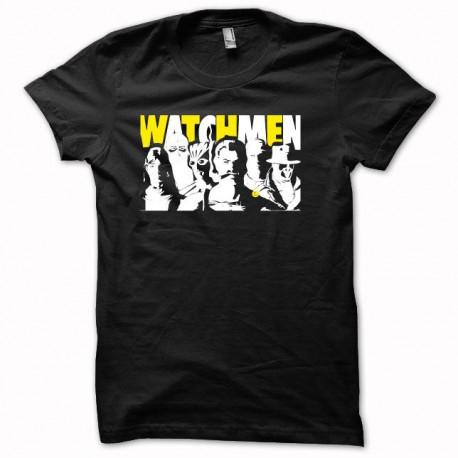 Tee shirt artwork The watchmen  blanc/noir