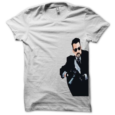 Tee shirt HEAT Al Paccino blanc