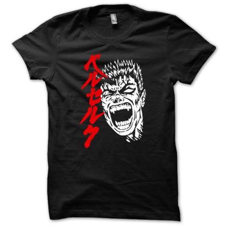 Tee shirt Berserk rouge/noir