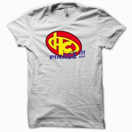 Tee shirt Hero corp Pinage blanc