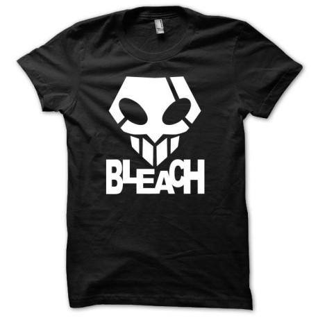 Tee shirt Bleach noir