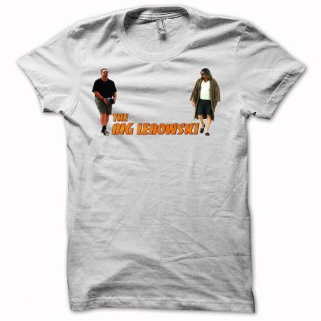 Tee shirt The Big Lebowski Dude noir/blanc