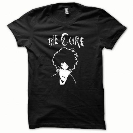 Tee shirt The Cure Blanc/Noir