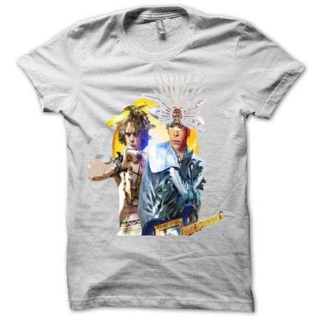 Tee shirt Empire of the Sun blanc