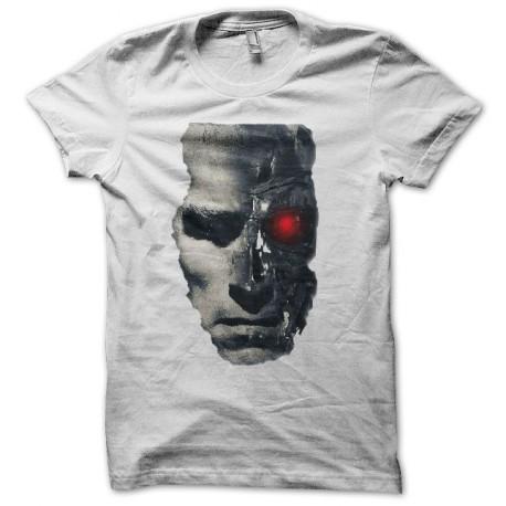 Tee shirt Terminator blanc