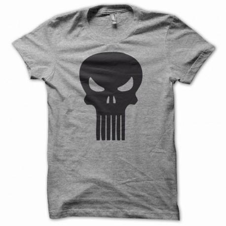 Tee shirt Punisher gris/noir