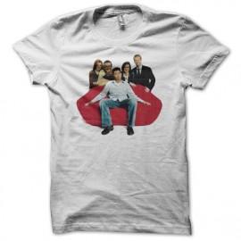 camiseta Cómo conocí a vuestra madre sofa blanco