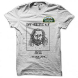 Camiseta Twin Peaks wanted Bob blanco