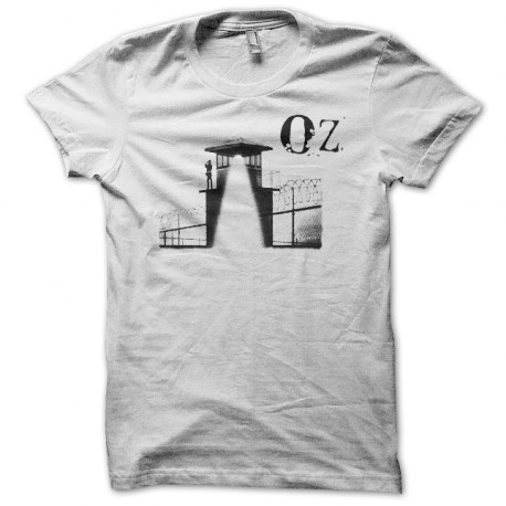 Tee shirt Oz mirador blanc