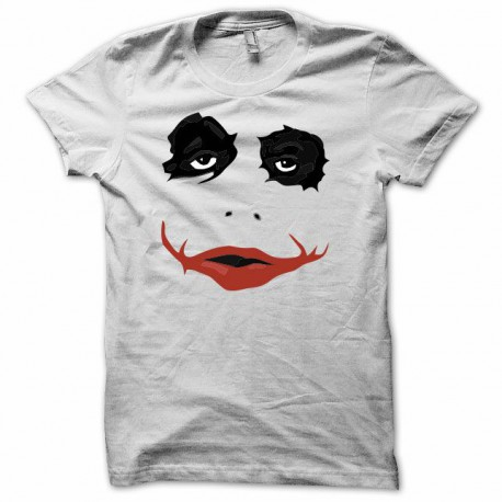 Tee shirt Batman Joker rare blanc