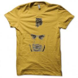 Tee shirt Taxi Driver trash jaune