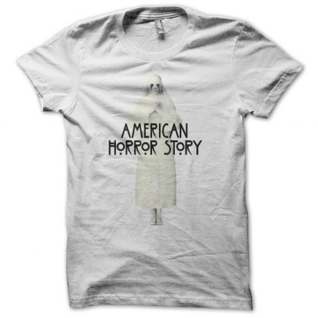 Tee shirt American Horror Story asylum blanc