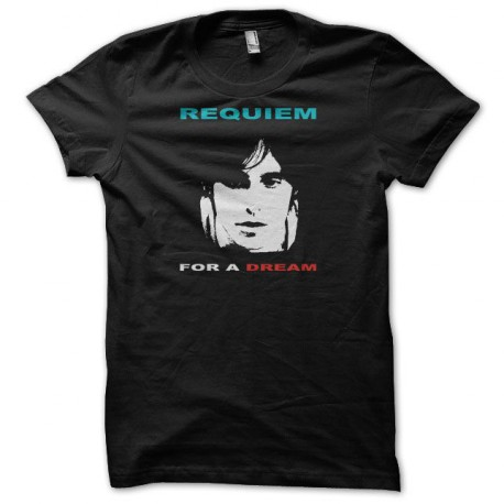 Tee shirt Requiem for a dream Harry noir
