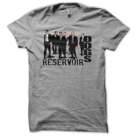 Tee shirt Reservoir Dogs gris