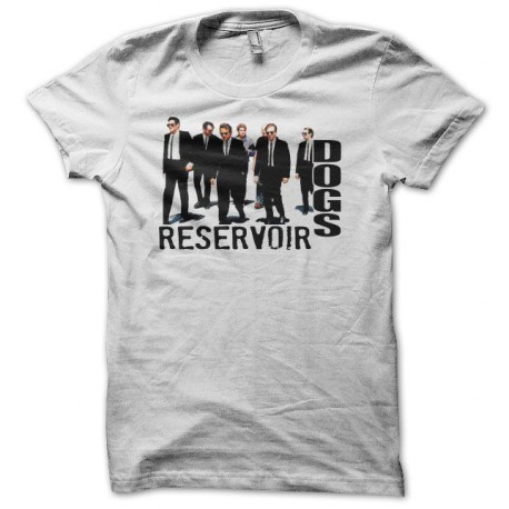 Tee shirt Reservoir Dogs blanc