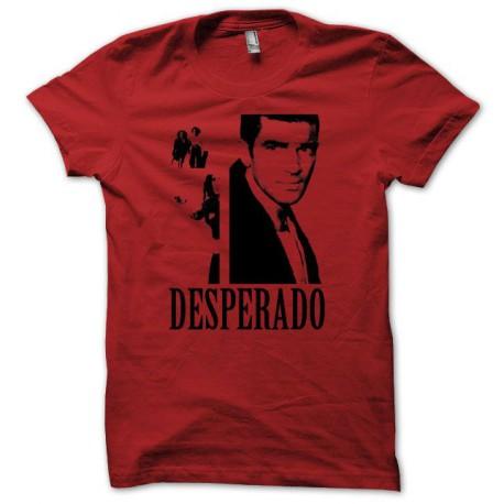 Tee shirt Desperado rouge