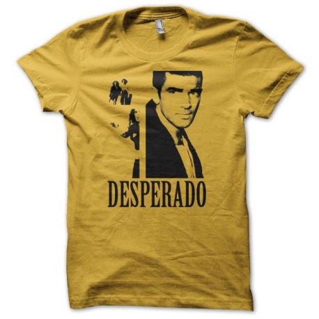 Tee shirt Desperado jaune