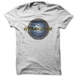 T-shirt Stargate white