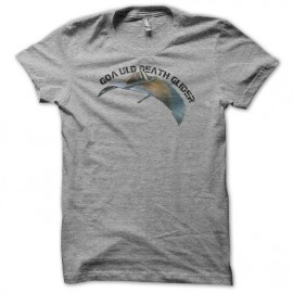 Camiseta Stargate Goa'Uld Death Glider gris