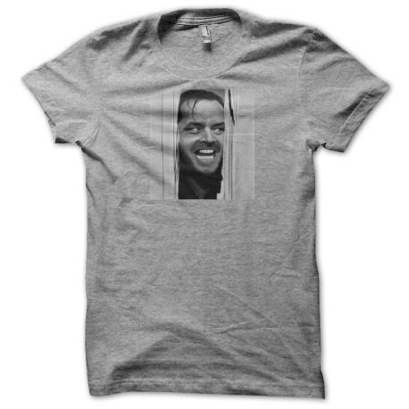 Tee shirt The Shining gris