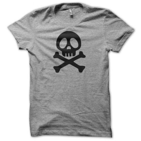 Tee shirt Albator Hārokku noir/gris