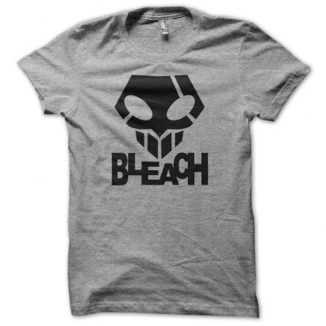 Tee shirt Bleach gris