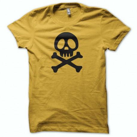 Tee shirt Alabator ハーロック  jaune