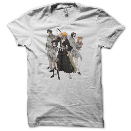 Tee shirt Bleach Family ブリーチ blanc