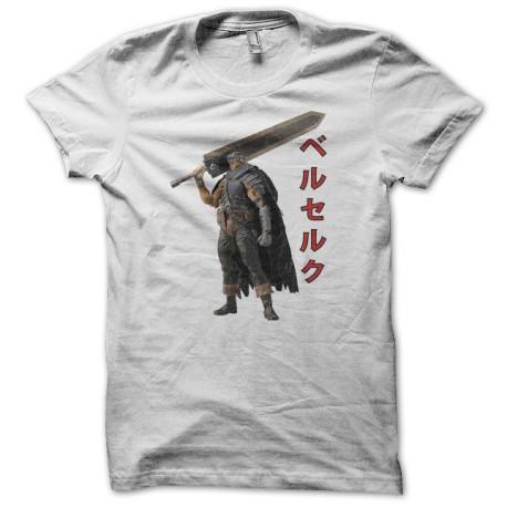Tee shirt Berserk ベルセルク blanc