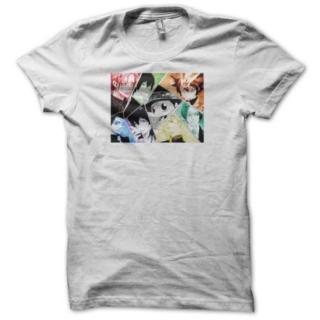 Tee shirt Reborn BD 家庭教師ヒットマンREBORN! blanc