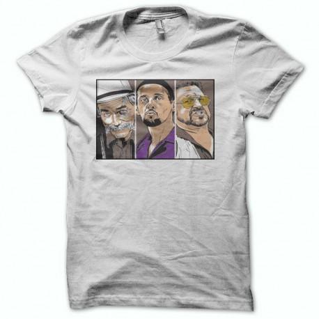 Camiseta El gran Lebowski Dude 2 blanco
