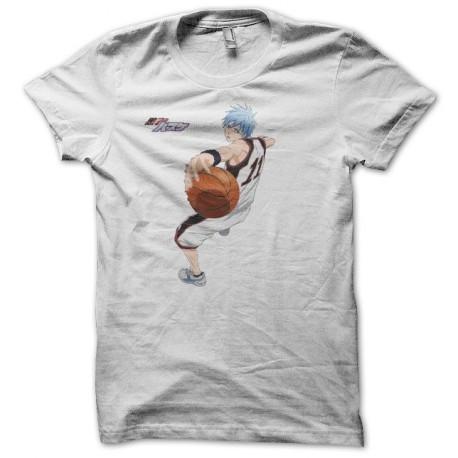 Tee shirt Kuroko's Basket 黒子のバスケ blanc