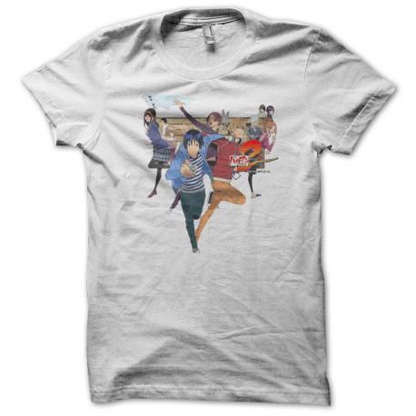 Tee shirt Bakuman バクマン。 blanc