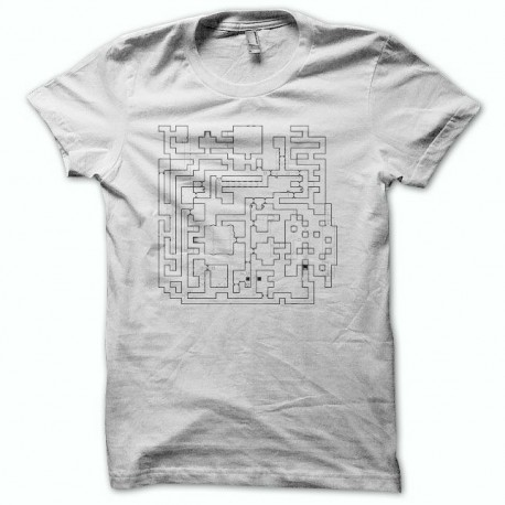 Tee shirt Dungeon Master noir/blanc