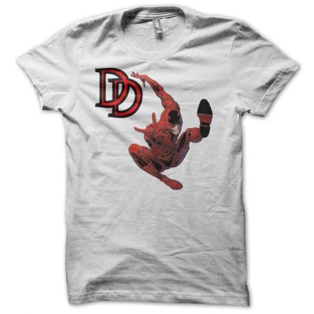 Tee shirt Daredevil DD blanc