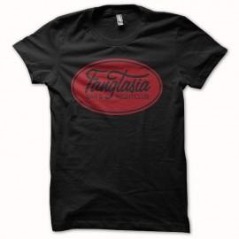 Camiseta True Blood logo fangtasia negro