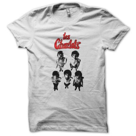 Tee shirt Les Charlots blanc