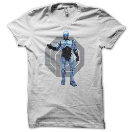 T-shirt Robocop OCP white