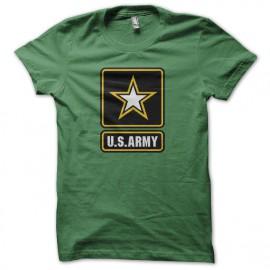 Tee shirt US Army vert