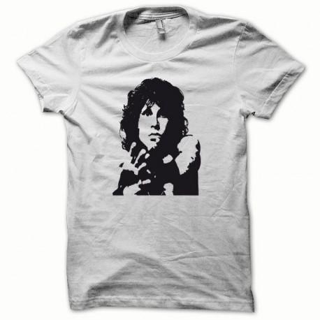 Tee shirt Jim Morrison noir/blanc