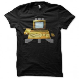T-shirt Atari STF black